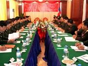 Vietnam-Laos : les gardes-frontières renforcent leur coopération