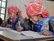 Pour une meilleure égalité des minorités ethniques au Vietnam