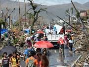 L'ASEAN aux côtés des sinistrés du typhon Haiyan