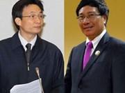 L'AN ratifie la nomination de deux nouveaux vice-Premiers ministres