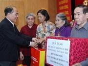 La solidarité fait la force du peuple vietnamien