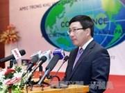 Le Vietnam contribue activement à la liaison économique en Asie-Pacifique
