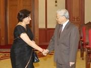 Le Vietnam souhaite renforcer son partenariat stratégique avec l'Inde