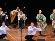 Les journées culturelles de Russie à Binh Duong