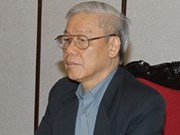 La visite du chef du Parti contribue à approfondir les liens Vietnam-Inde