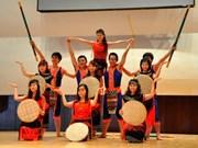 Activités des étudiants vietnamiens en R. de Corée et en Grande-Bretagne