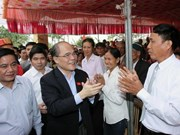 Le président de l'AN appelle l'ensemble des Vietnamiens à s'unir