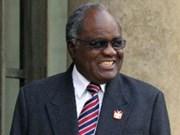 Le président namibien commence sa visite d'Etat au Vietnam