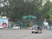 Conférence des parcs zoologiques d'Asie du Sud-Est à HCM-Ville