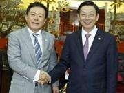 Hanoi et Tokyo coopèrent dans la protection de l'environnement