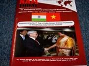 La presse indienne salue la visite d'Etat du secrétaire général du PCV