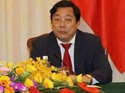 Le Vietnam est fier d'être membre du Comité du patrimoine mondial