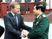 Défense : le ministre de la Nouvelle-Zélande au Vietnam