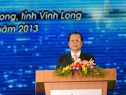 Ouverture du forum MDEC-Vinh Long 2013