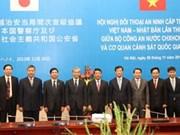 Vietnam-Japon: 1er dialogue de sécurité de niveau vice-ministériel