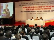 3e Conférence internationale sur la coopération entre le Vietnam et les ONG