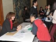 Les entreprises belges s'intéressent de près aux étudiants vietnamiens
