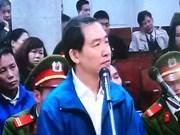 Affaire de Vinalines : Deux peines de morts ont été prononcées