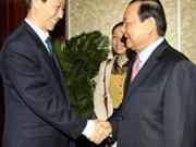 HCM-Ville fait grand cas des relations avec les localités chinoises