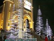 Noël : meilleurs voeux aux catholiques et protestants