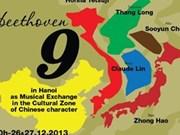 Echanges culturels entre les pays d'Asie du Nord-Est