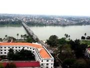 Développement de Thua Thien-Hue en 2014