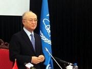 Electricité nucléaire: le Vietnam souhaite recevoir l'assistance de l'AIEA
