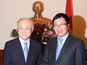 Le Vietnam contribue aux efforts communs pour la sécurité nucléaire