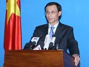 Le Vietnam demande à la Chine d'annuler ses actes injustifiés