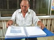 Dô Thành Kim et ses timbres du Têt