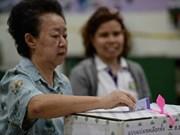 Thaïlande : les réélections prévues à la fin d'avril