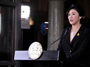 Thaïlande : Yingluck Shinawatra quitte Bangkok