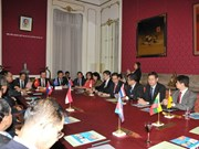 ASEAN et UE discutent du renforcement de leur connectivité
