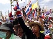 Thaïlande : déblocage des comptes bancaires des manifestants
