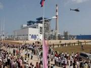 Le Cambodge inaugure sa première centrale thermique