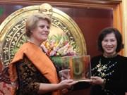UNICEF: la vice-présidente de l'AN Nguyen Thi Kim Ngan à l'honneur