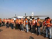 Boeing 777-200 : le Vietnam favorise le travail des journalistes internationaux