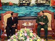 Vietnam et Cambodge doivent intensifier leur solidarité