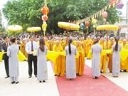 Fête de Quan The Am à Quang Tri