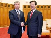 Énergie, pilier de la coopération Vietnam-Russie