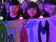 Heure de la Terre: 431.000 kWh économisés au Vietnam