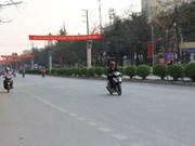 A Dien Bien, une route porte le nom du général Vo Nguyen Giap