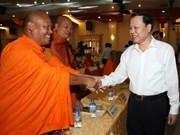 Chol Chnam Thmay: Vu Van Ninh formule ses voeux