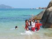 La beauté sauvage de Binh Lâp séduit les visiteurs