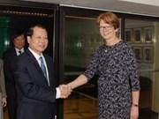 Le Vietnam attache de l'importance à ses relations avec la Suède