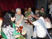 Nouvel An laotien : le leader du PCV se rend au Laos