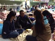 Ferry SEWOL : le corps de Phan Ngoc Thanh retrouvé