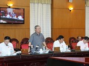 Clôture de la réunion du Comité permanent de l'AN
