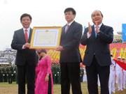 Quang Binh, 410 ans de développement et de croissance