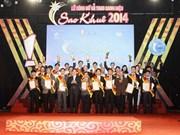 TIC : un établissement de l'EVN reçoit le prix Sao Khuê
